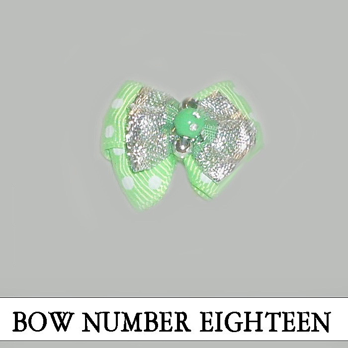 Bow Number Eighteen