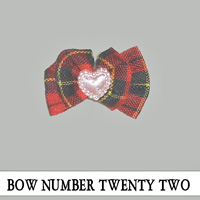 Bow Number Twenty Two