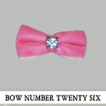 Bow Number Twenty Six
