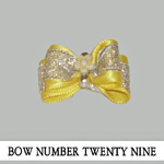 Bow Number Twenty Nine