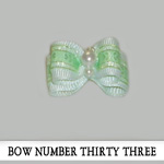Bow Number Thirty Three