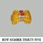 Bow Number Thirty Five