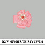 Bow Number Thirty Seven