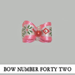 Bow Number Forty Two