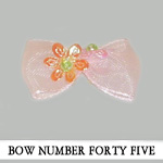 Bow Number Forty Five