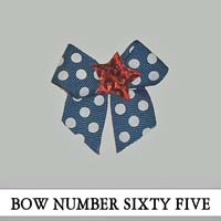 Bow Number Sixty Five