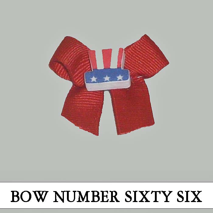 Bow Number Sixty Six