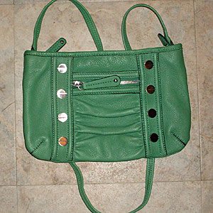 Authentic B Makowsky Shoulder Bag