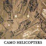 Camo Helicopters..ONE XS