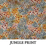 Jungle Print..ONE XS**ONE S**ONE XL