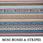 Mini Bones & Stripes