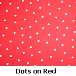 Dots on Red