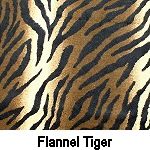 Flannel Tiger