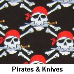 Pirate Knives