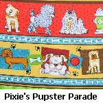 Pixie's Pupster Parade