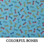 Colorful Bones