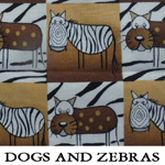 Dogs and Zebras