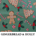 Ginger Bread and Holly