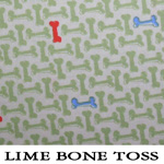 Lime Bone Toss