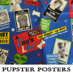 Pupster Posters