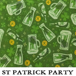 St Patrick Party