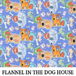 Flannel In The Dog House