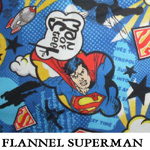 Flannel Superman