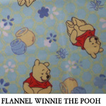 Flannel Winnie The Pooh