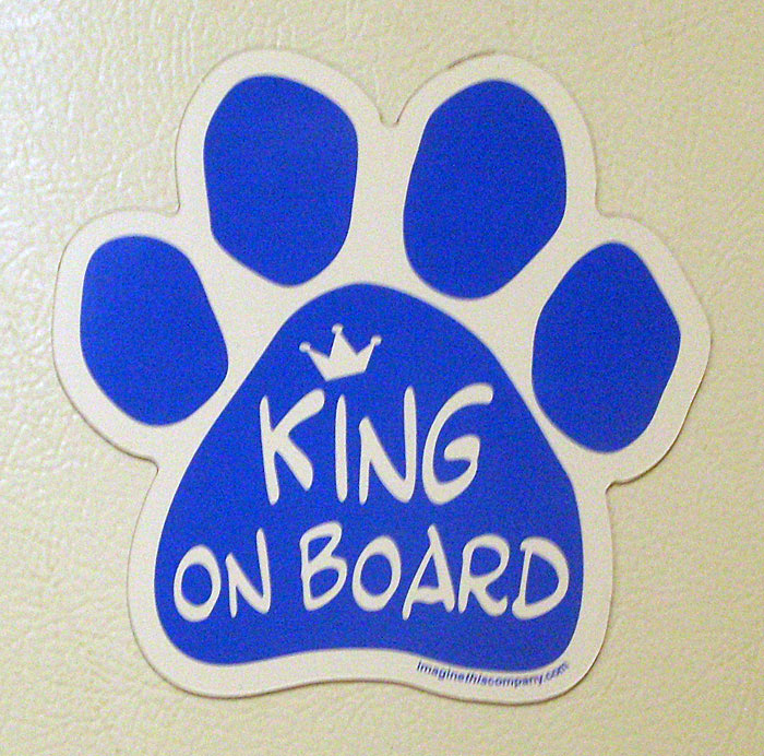 King on Board