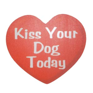 Kiss Your Dog Today